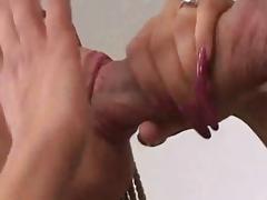 longnails blow yummiii.. tube porn video