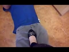 ballbusting tube porn video