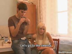Skilled lover earns money tube porn video
