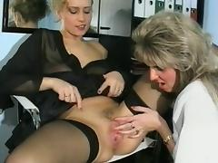 German MILF fisted by her girlfriend tube porn video