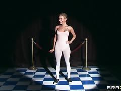 Mia Malkova jumps on Erik Everhard's weiner after sucking it tube porn video