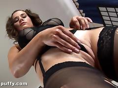 WetAndPuffy Video: Sarah tube porn video