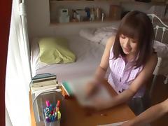 MILF tutor Yukiko Suo caught fucking a student on cam tube porn video