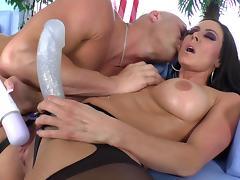 Christian XXX fucks with slutty Kendra Lust tube porn video