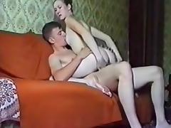 just married ukrainian pair (part three) tube porn video