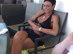 Sanya Pride hot scene on terrace tube porn video