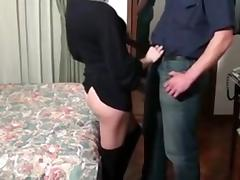 Cheating latin chick tube porn video