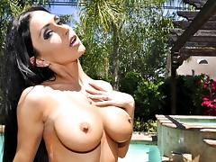Jessica Jaymes Pierced Pussy! tube porn video