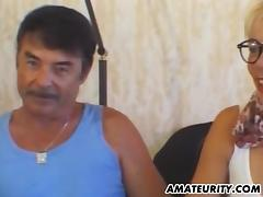 French aged pair non-professional porn clip tube porn video