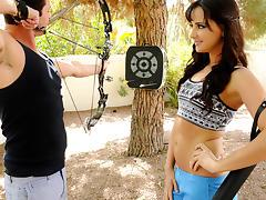 Hope Howell & Preston Parker in Naughty Athletics tube porn video