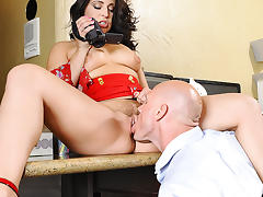 Gracie Glam & Johnny Sins in Naughty Office tube porn video