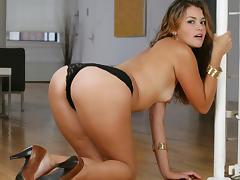 Allie Haze & Bill Bailey in Naughty Rich Girls tube porn video
