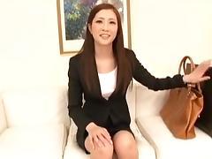 Asian OL legs stockings 1 tube porn video
