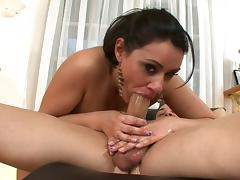 Charley Chase sloppy blowjob...bd32 tube porn video