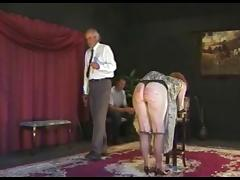 Caning tube porn video