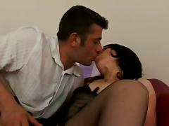 HORNY FRENCH ANAL tube porn video