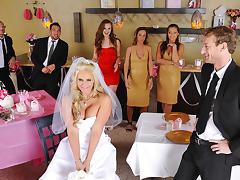 Jillian Janson & Ryan Mclane in Naughty America tube porn video
