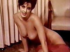 FROM RUSSIA WITH LOVE - vintage erotic big boobs heels tube porn video