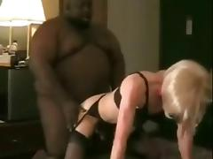 BBW ebony drills crossdresser tube porn video