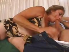 Mature woman and young man - 39 tube porn video