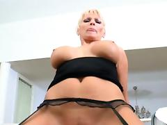 Glamour busty milf black dick anal fuck tube porn video